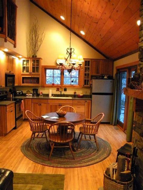 cozy cabin   woods retreat  fallingwater hometalk