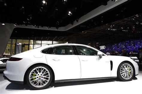 Porsche Panamera 4 E Hybrid Is An Ultra Frugal E Sleeper