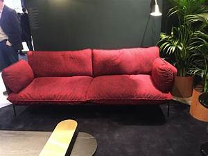 15 chic living room colors for Brick red sectional sofa