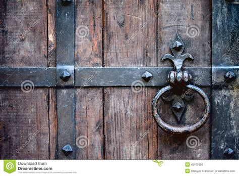 poignee de porte vintage poign 233 e de porte antique photo stock image 45479192