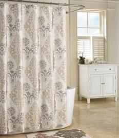 j new york galileo damask shower curtain dillards