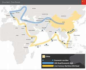 China's $900 billion New Silk Road. What you need to know ...