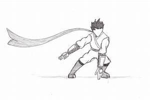 Ninja Drawings | viewfrom6ft1