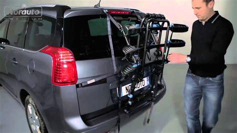 porte  velos de coffre plate forme norauto premium norbike p disponible sur norautofr youtube