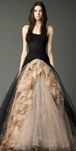 Nicole rene design weddings events home decor fashion for Vera wang black wedding dress