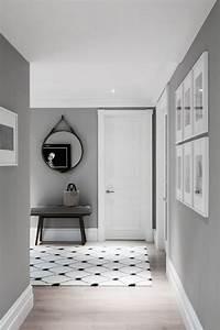 Wandfarbe Grau Schlafzimmer : wandfarbe grau 29 ideen f r die perfekte hintergrundfarbe in jedem raum flur pinterest ~ Markanthonyermac.com Haus und Dekorationen