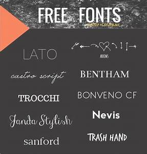 Modern fonts picmia for Free modern fonts