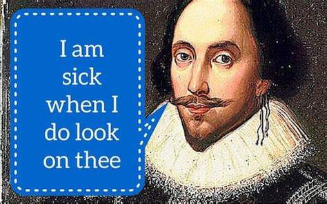 great william shakespeare insults