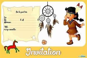 Invitation Anniversaire Fille 9 Ans : carte d invitation anniversaire fille 9 ans gratuit ~ Melissatoandfro.com Idées de Décoration