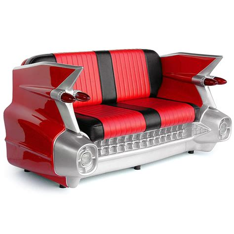 Cool Car Couch For Car Lovers  My Desired Home