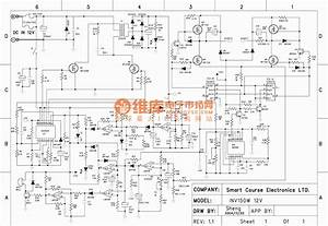 Schematics Diagrams  Dc Ac Inverter 150w 12v To 220v