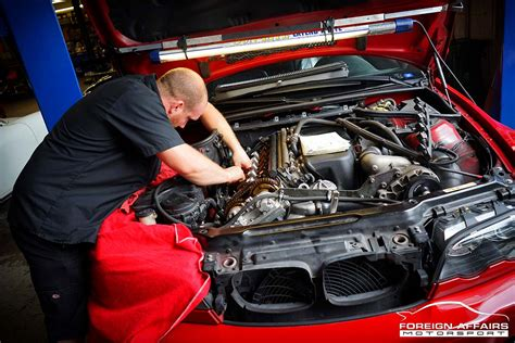 Most Tehnical German Car Repairs  Foreign Affairs Motorsport