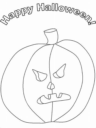 Halloween Coloring Pages Colouring Printable Pdf Templates