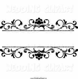 Royalty Free Stock Wedding Designs of Floral Frames