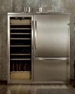 Frigo Gris Pas Cher : frigidaire frigo congelateur americain design pas cher ~ Dailycaller-alerts.com Idées de Décoration