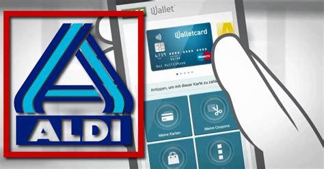 mobile payment aldi nord startet bezahlen  smartphone