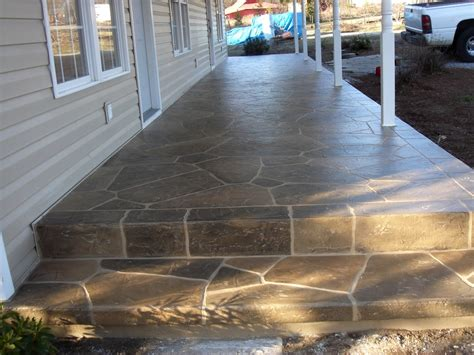 100 replacing our crumbling concrete porch how to