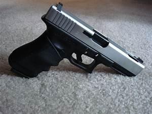 Chrome Glock slide | Protected by Glock | Pinterest