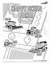 Ih Case Coloring Pages Friends Casey Fern Happy Keep Enough Activities Work Busy Ferns Friend There Kellie Skies Farm Cody sketch template