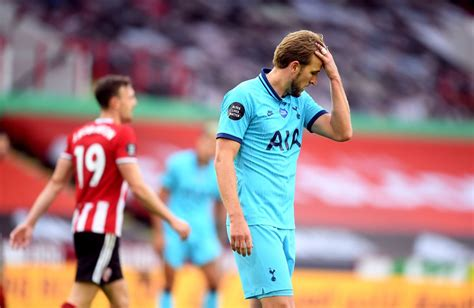 Blades cut Tottenham's Champions League charge to tatters ...