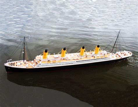 Titanic Boat Weight by Model Boat Titanic Scale Boat 1 300th Artr Fiberglass Hull