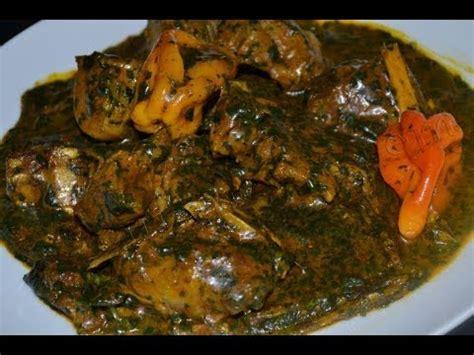 recette du ademe kpala palava jute leave cuisine