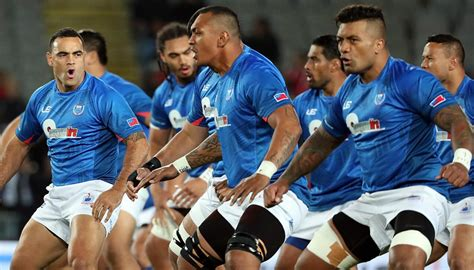 samoan rugby union declared bankrupt   test matches