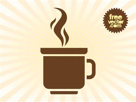 Coffee Mug Logo Vector Art & Graphics