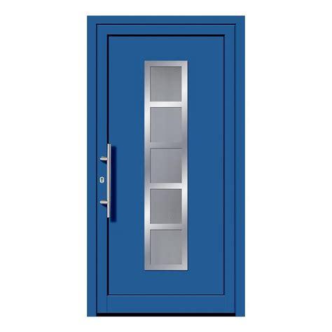 porte d entr 233 e bleue en ligne pas ch 232 re fenetre24
