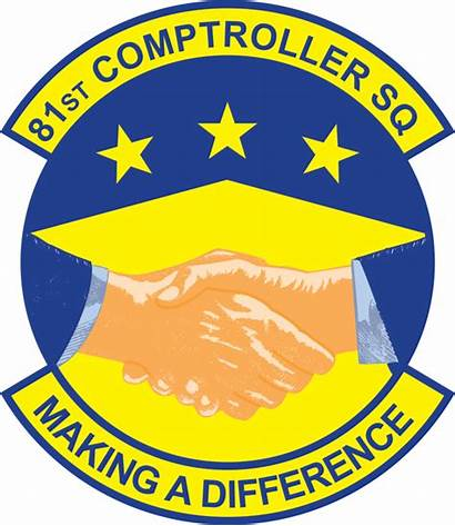Comptroller Squadron 81st