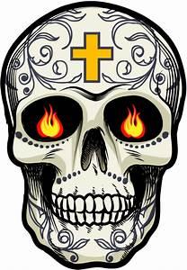 Tete De Mort Mexicaine Dessin : calavera tete de mort mexicaine 16 mpa d co ~ Melissatoandfro.com Idées de Décoration