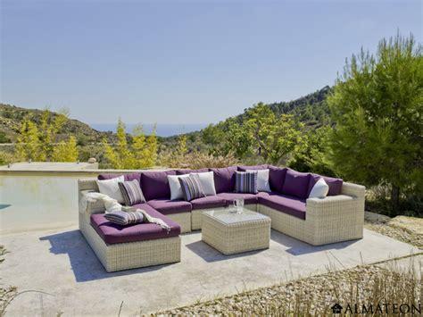 Best Salon De Jardin Lounge Salon De Jardin Lounge Et Bain De Soleil Les éléments