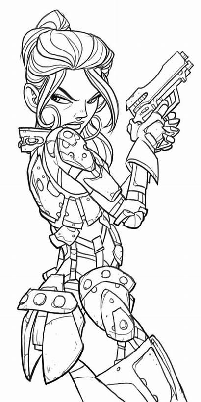 Soldier Future Line Deviantart Drawing Generic Comic