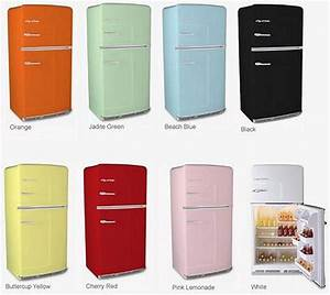 Big Chill Retro Kitchen Appliances