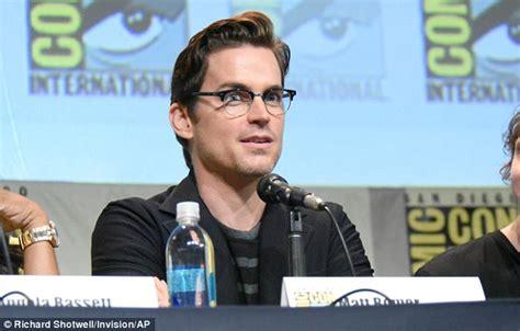 Matt Bomer reveals he almost played Superman a decade ago ...