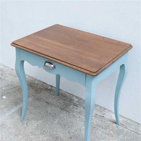 canapé bureau bout de canapé ou bureau enfant vintage rénové et actualisé