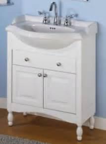 amazon com windsor 26 quot narrow depth bathroom vanity base