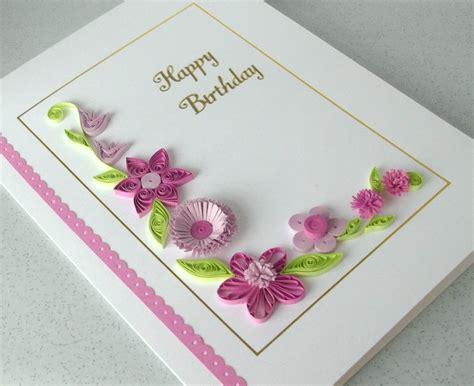 birthday card design paper cards new twist on design