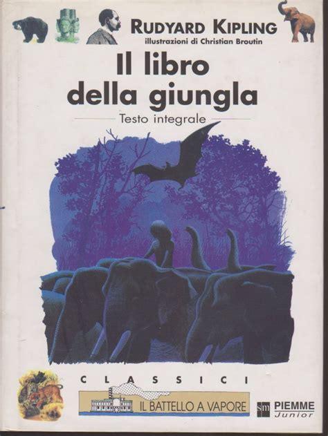 libreria remainders il libro della giungla testo integrale libri usati