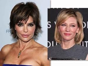 Frisyrer kort hår äldre kvinnor