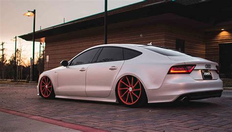 Audi A7 Tuning Pictures