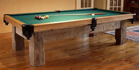 pool table design plans build your own pool table finewoodworking