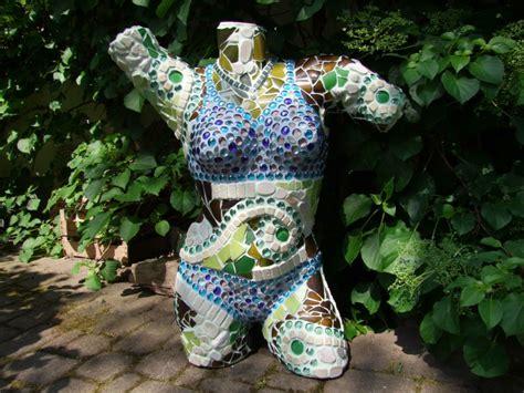garten dekorieren aussergewoehnliche deko ideen