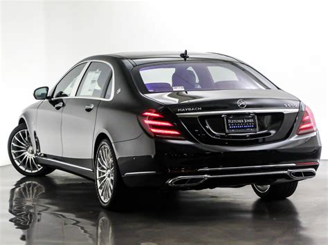 The name pays homage to the past with a luxury brand. New 2020 Mercedes-Benz S-Class Maybach S 650 Sedan in ...