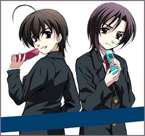 School Days Anime Quiz What Anime Are These Two Gender Bendings From The Anime