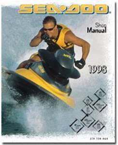 1998 Seadoo Gs  Gsx Limited  Gts  Gti  Gtx Limited Manual