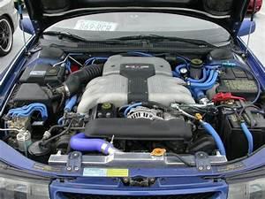 Service Manual  1997 Subaru Impreza Crank Pulley Removal