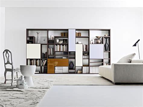 living room bookshelves and cabinets contemporary bookshelves designs living room pinterest