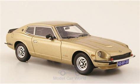 Miniature Datsun datsun 260z 1 43 neo 2 2 gold 1975 voiture miniature