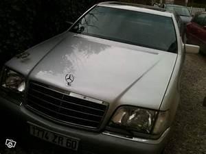 Mercedes Chatellerault : les mercedes benz w140 classe s d 39 occasion vendre sur autoscout leboncoin ebay et autres ~ Gottalentnigeria.com Avis de Voitures